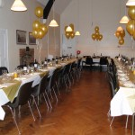 Village hall - perfect for a party