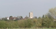 Hardwick church