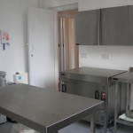 New hall kitchen 2011