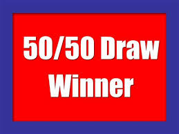 50 /50 winners September and October 2017