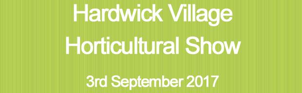 Hardwick Horticultural Show 2017